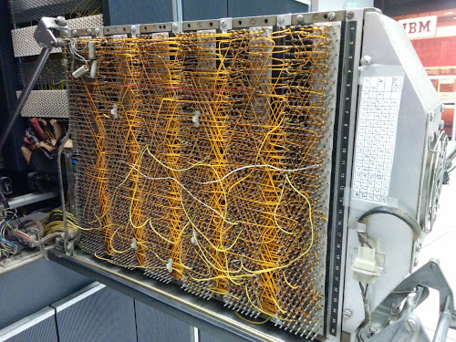 12-минутный Мандельброт: фракталы на 50-летнем мейнфрейме IBM 1401 - 6