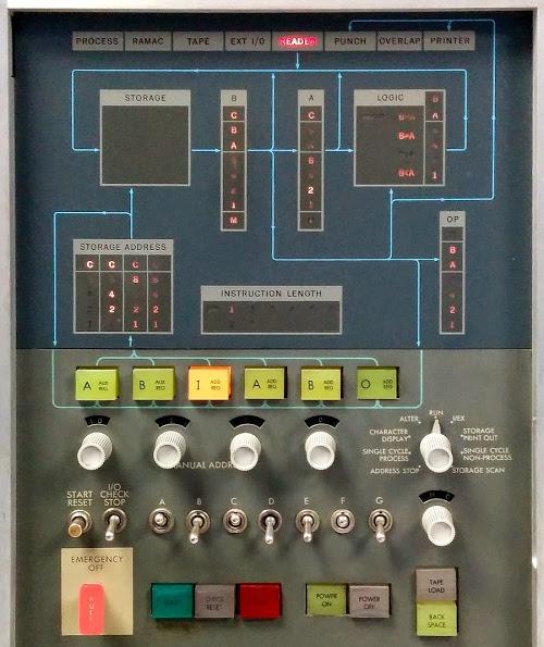 12-минутный Мандельброт: фракталы на 50-летнем мейнфрейме IBM 1401 - 9