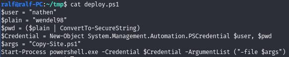 HackTheBox. Прохождение Worker. Работаем с SVN. Используем Azure DevOps для захвата хоста - 12