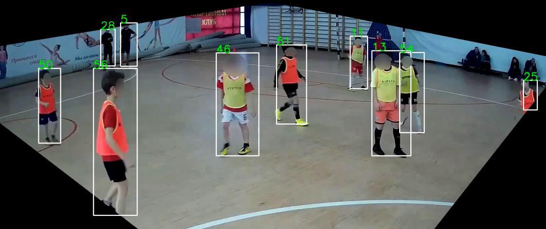 Предельно дешёвая видеоаналитика для детских футбольных школ - 7