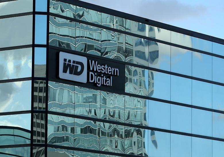 В минувшем квартале выручка Western Digital уменьшилась, но операционная прибыль выросла втрое - 1