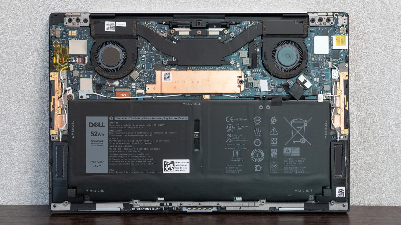 XPS 13 9310: эволюционный апгрейд флагманского ультрабука Dell с Tiger Lake внутри - 26