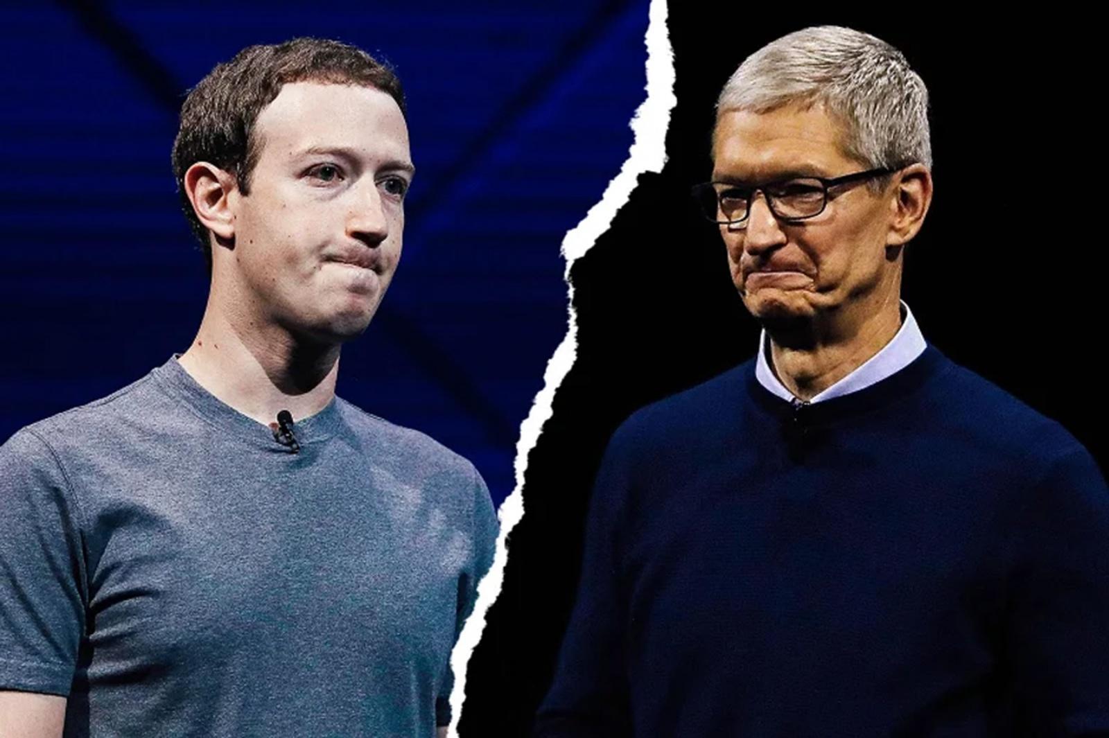 Apple против Facebook: как накаляется борьба двух гигантов - 1