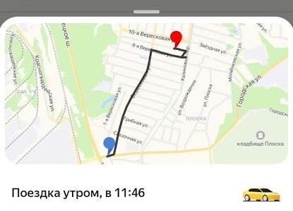Как молодой девушке уехать на Яндекс.Такси в лес и пропасть без вести - 3