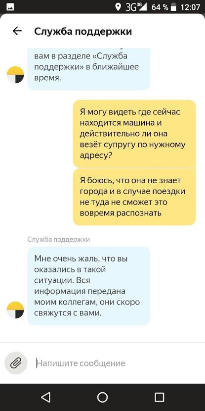 Как молодой девушке уехать на Яндекс.Такси в лес и пропасть без вести - 5
