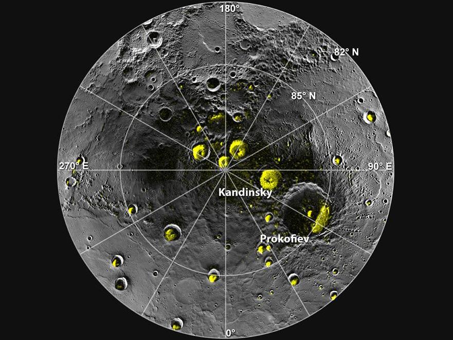 Самый большой радиотелескоп снял место посадки Apollo 15 - 5