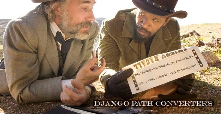 Конвертеры маршрутов в Django 2.0+ (path converters) - 1