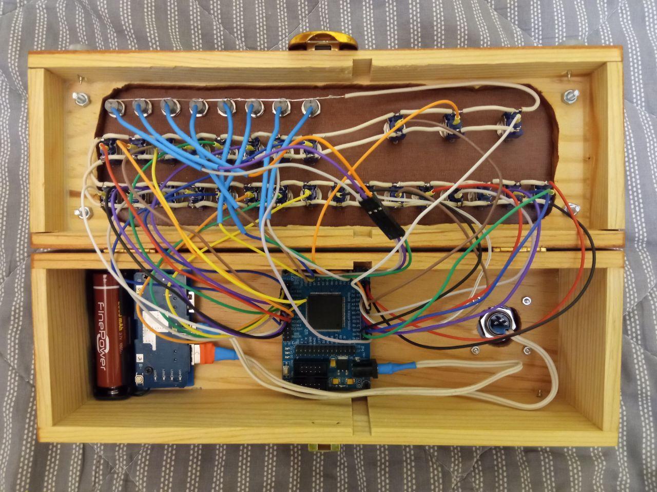 Реализация процессорной архитектуры из книги Чарльза Петцольда «Код. Тайный язык информатики» - 9