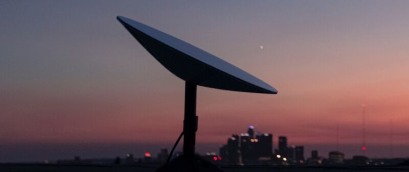 У спутникового интернета от Starlink уже 10000 пользователей и «наземные» конкуренты недовольны - 1