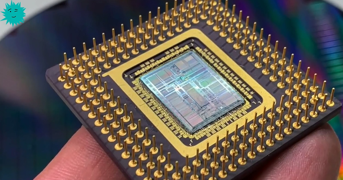 Как делают микропроцессоры. Польский химик, голландские монополисты и закон Мура - 1