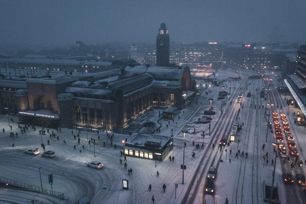 Переезд IT-специалиста в Финляндию: низкая конкуренция, не так уж много снега и тотальная интроверсия - 1