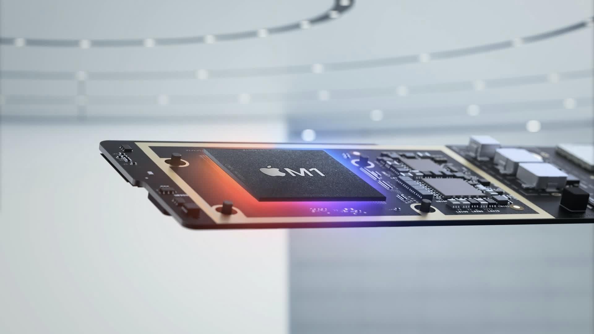 Apple M1 хорош, но насколько он хорош в трассировке лучей? - 1