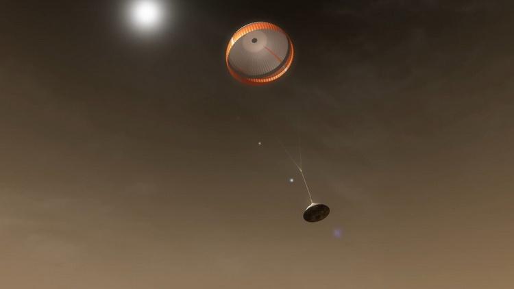 Добраться до Марса: новые семь минут ужаса всего через семь дней - 1