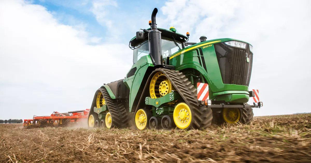 Фермеры в США вынуждены взламывать тракторы, чтобы просто починить их - 9