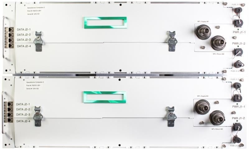 Космический суперкомпьютер HPE Spaceborne-2 отправляется на МКС. Зачем он там понадобился? - 1