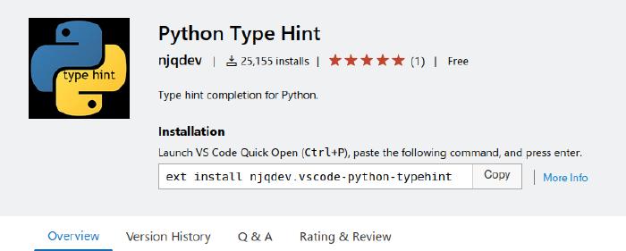 7 полезных расширений VS Code для Python-разработчиков - 10