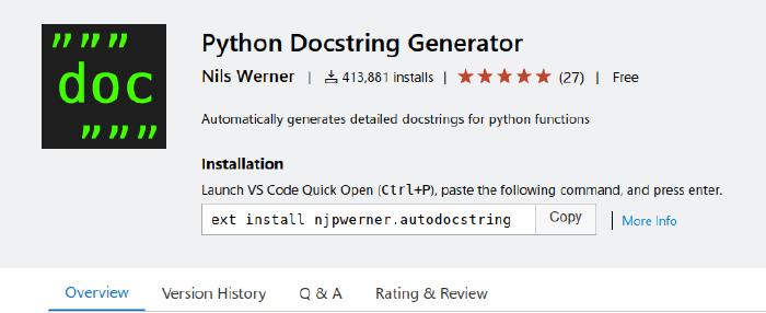 7 полезных расширений VS Code для Python-разработчиков - 4