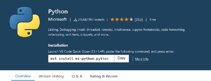 7 полезных расширений VS Code для Python-разработчиков - 1