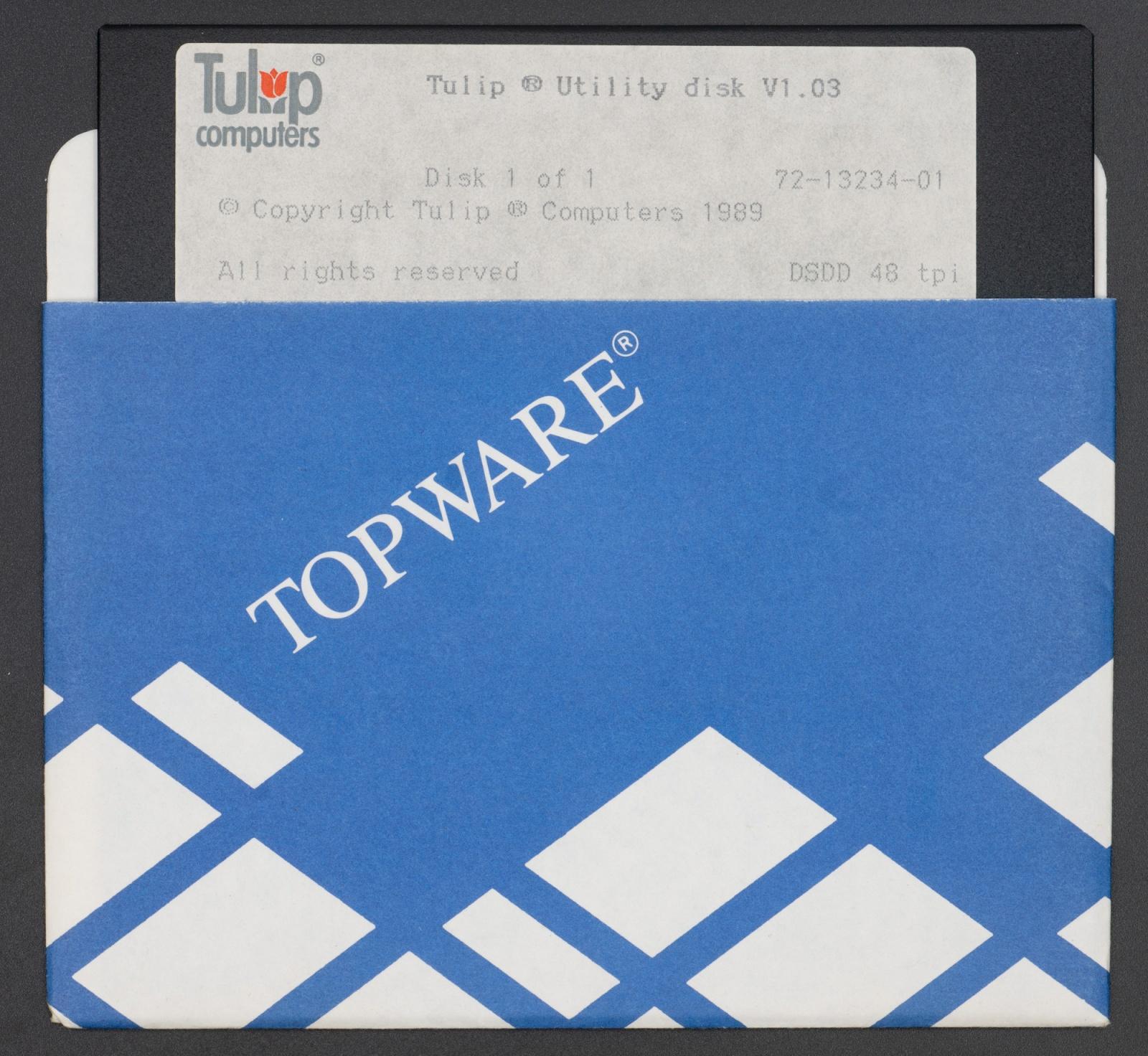 DISTR 3: софт с пятидюймовых дискет - 13