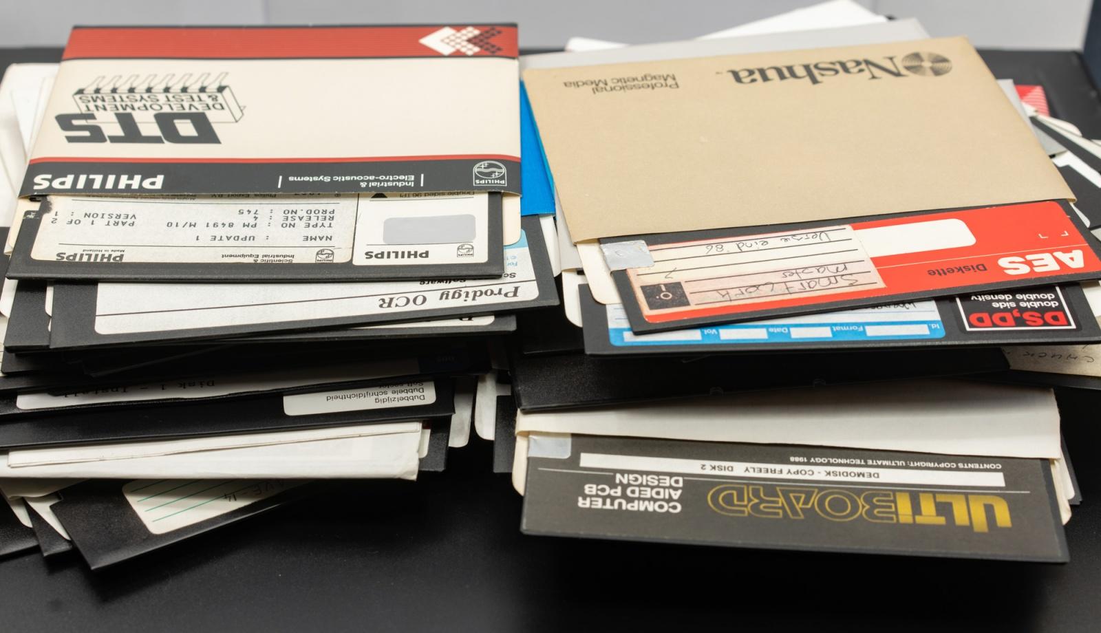 DISTR 3: софт с пятидюймовых дискет - 5