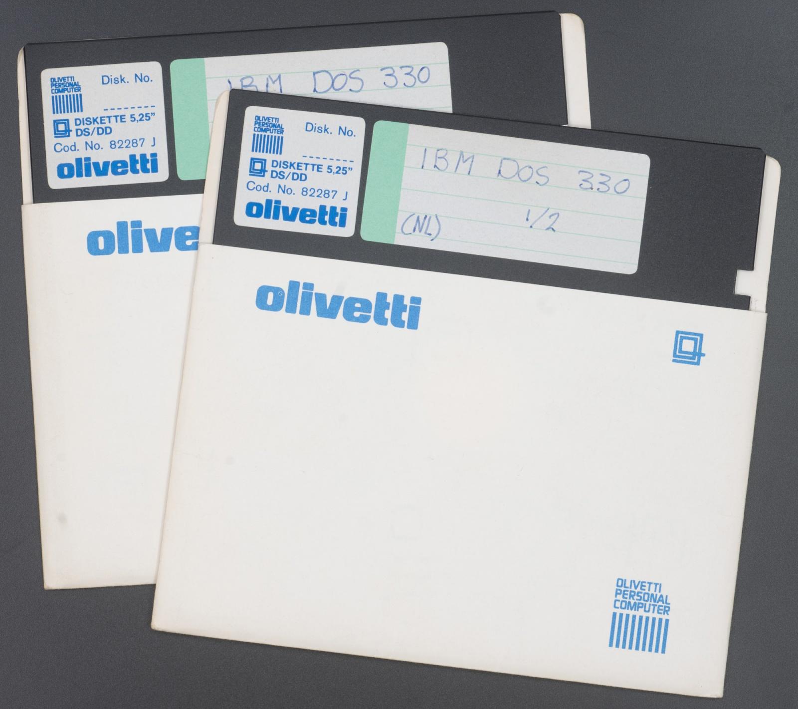 DISTR 3: софт с пятидюймовых дискет - 8