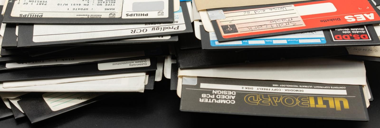 DISTR 3: софт с пятидюймовых дискет - 1