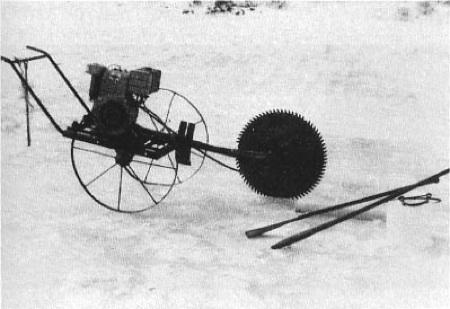 Так выглядит инструмент, используемый амишами