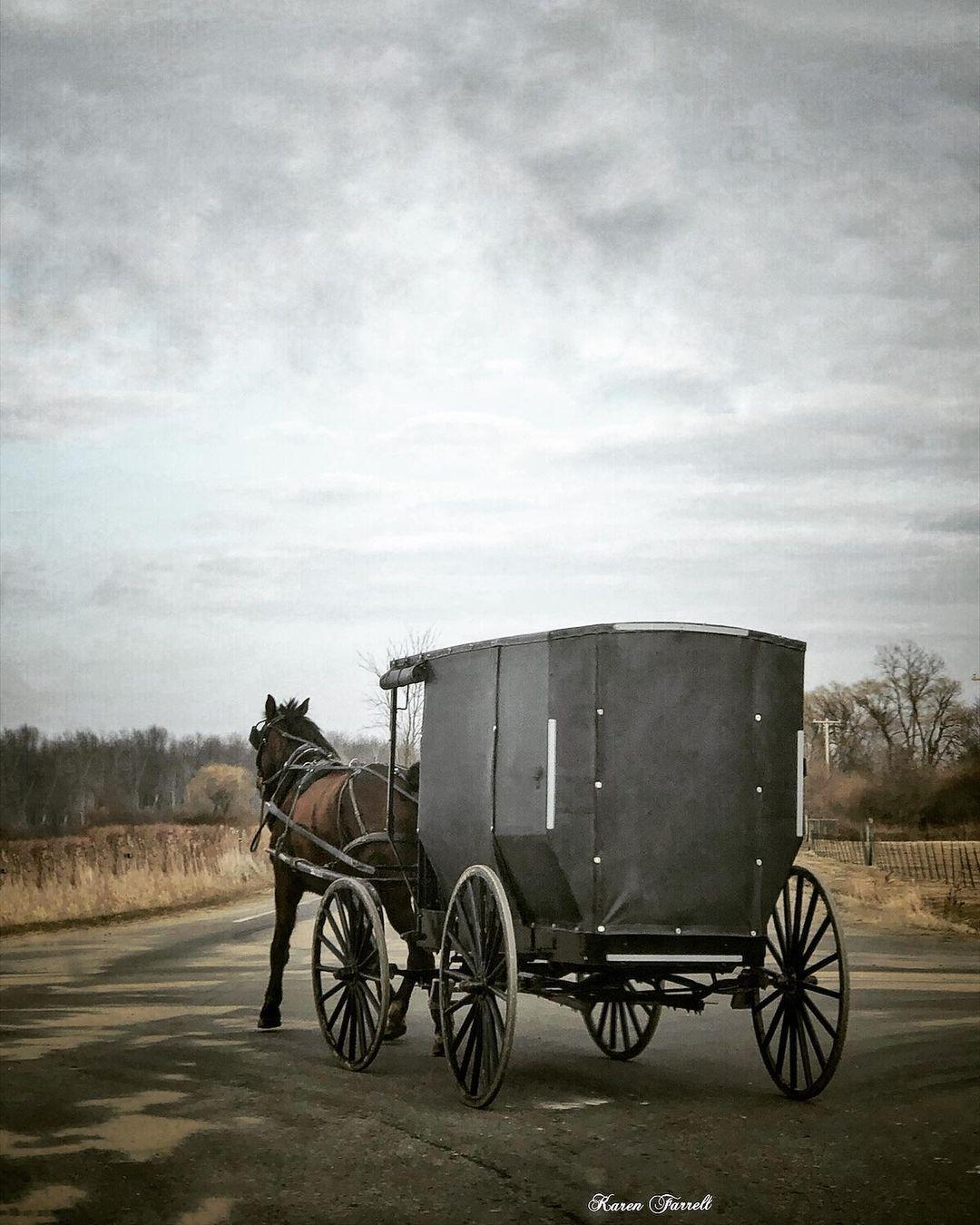 Медленные гики: как амиши внедряют новые технологии - 7