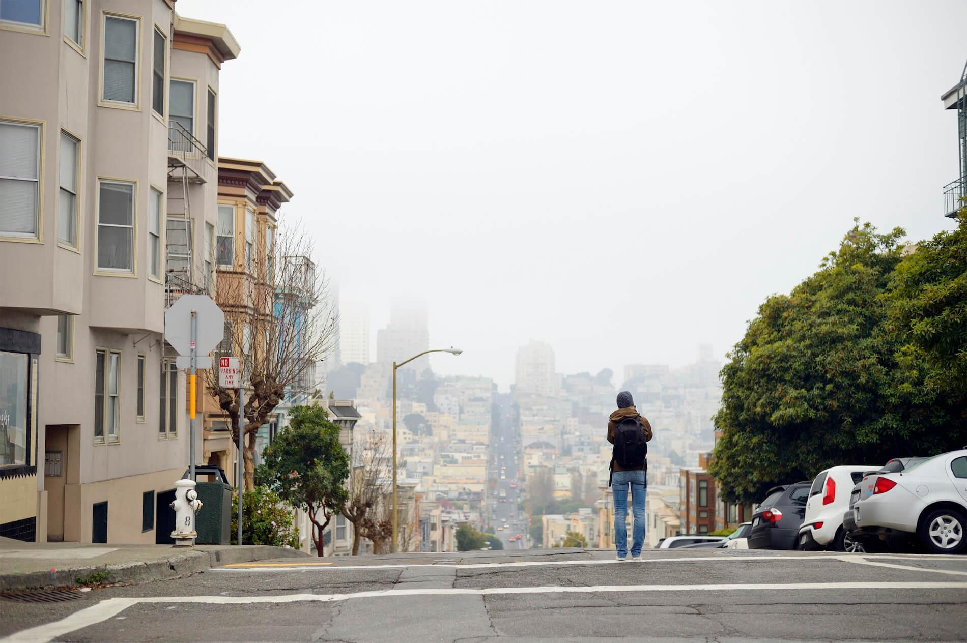 Как разработчики бегут из Сан-Франциско - 1