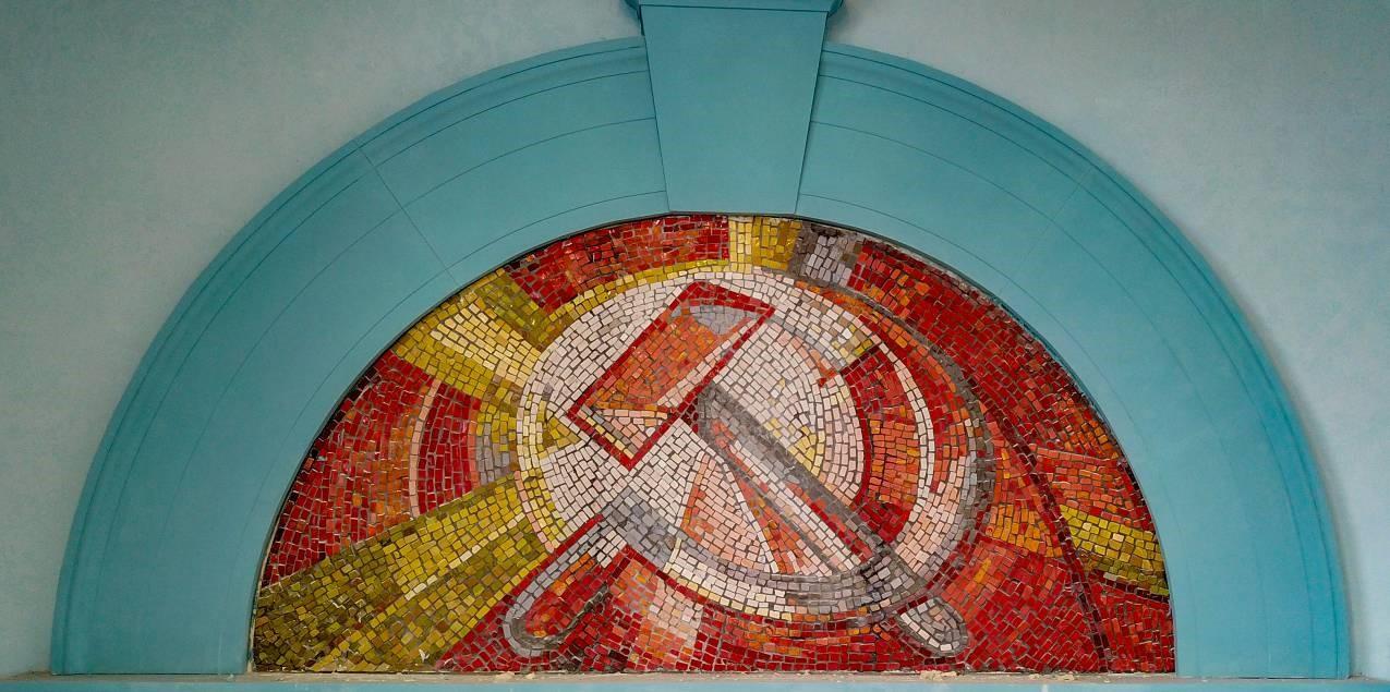 Первый советский вокзал, созданный в конструктивизме - 11
