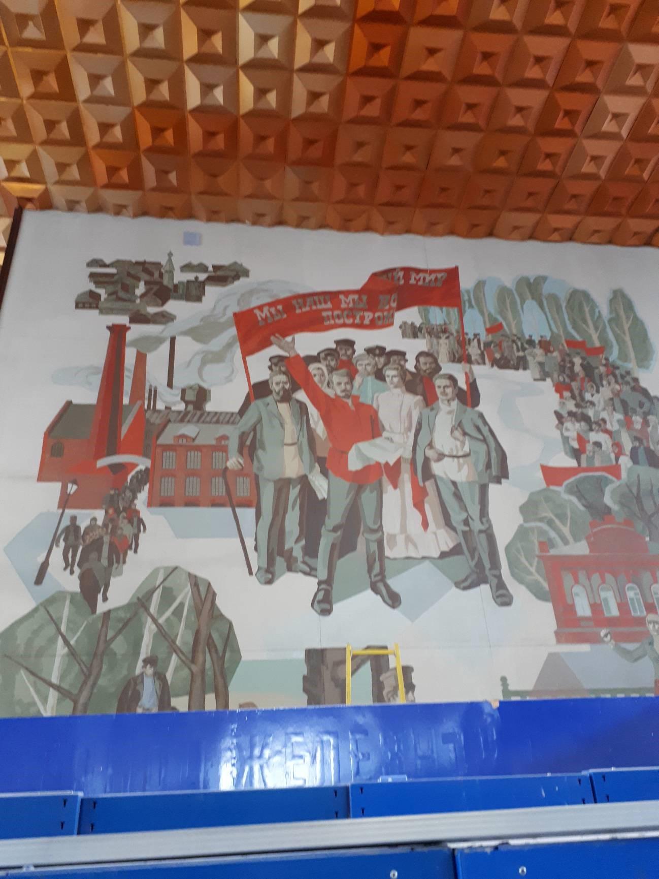 Первый советский вокзал, созданный в конструктивизме - 12