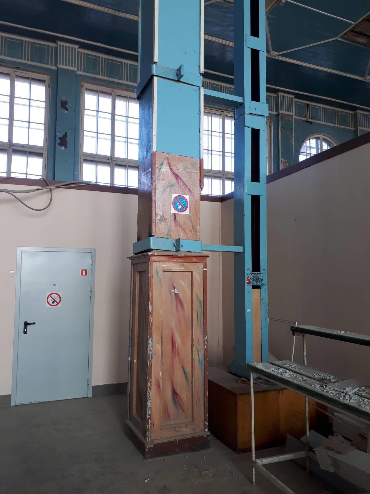 Первый советский вокзал, созданный в конструктивизме - 14