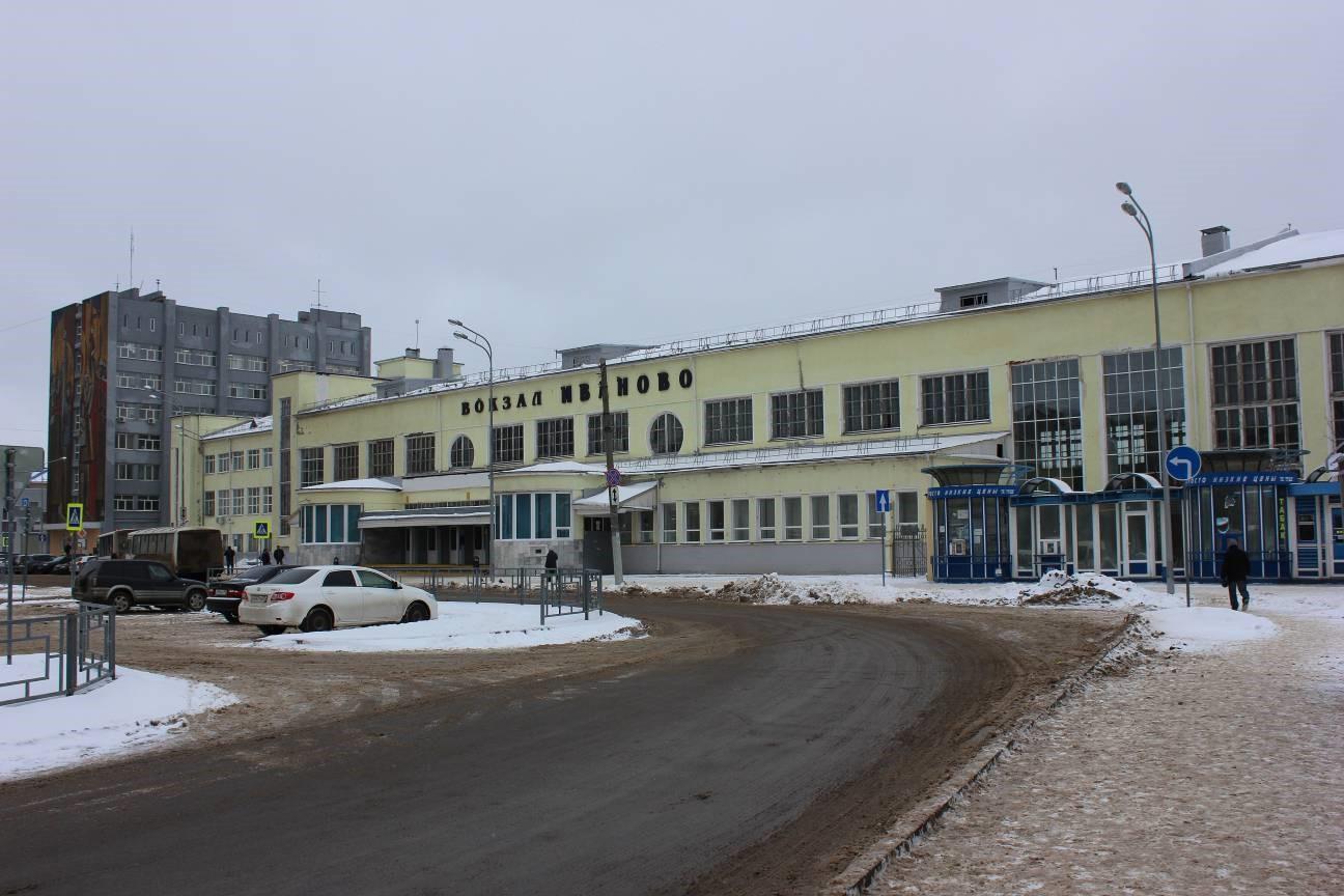 Первый советский вокзал, созданный в конструктивизме - 16