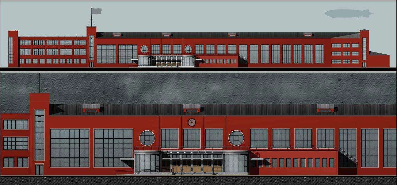 Первый советский вокзал, созданный в конструктивизме - 2