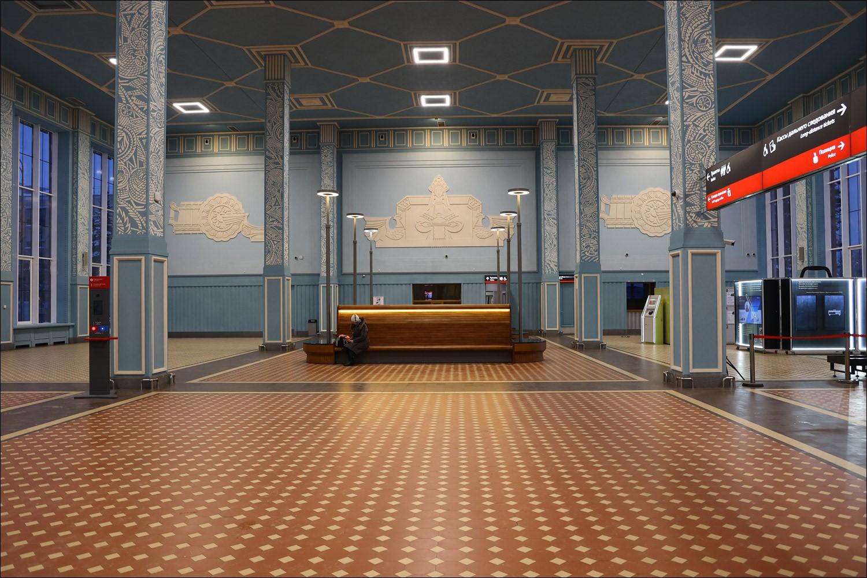 Первый советский вокзал, созданный в конструктивизме - 30