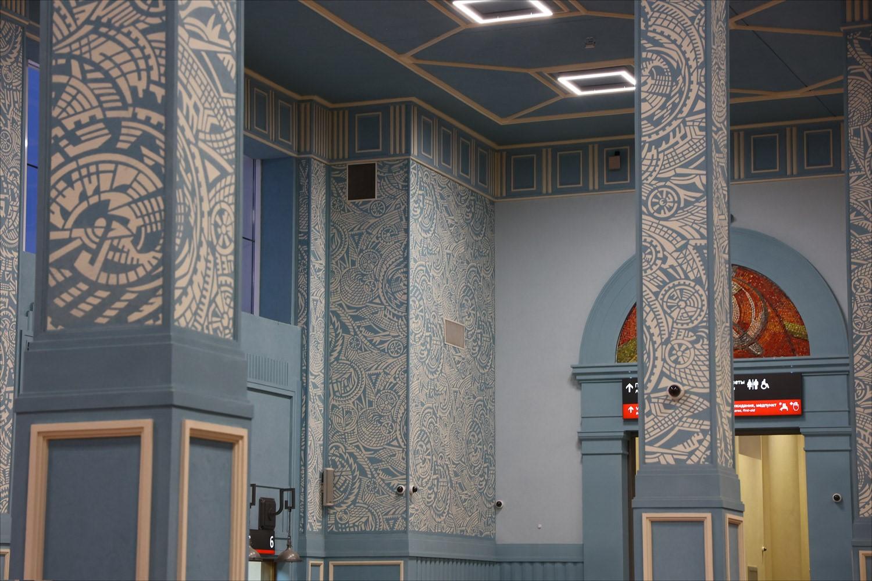 Первый советский вокзал, созданный в конструктивизме - 32