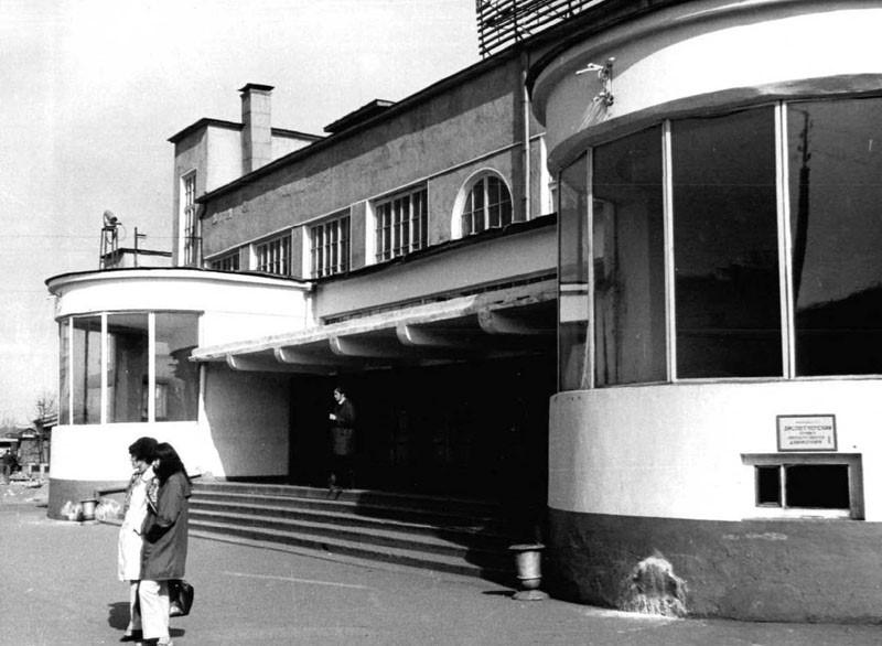 Первый советский вокзал, созданный в конструктивизме - 35