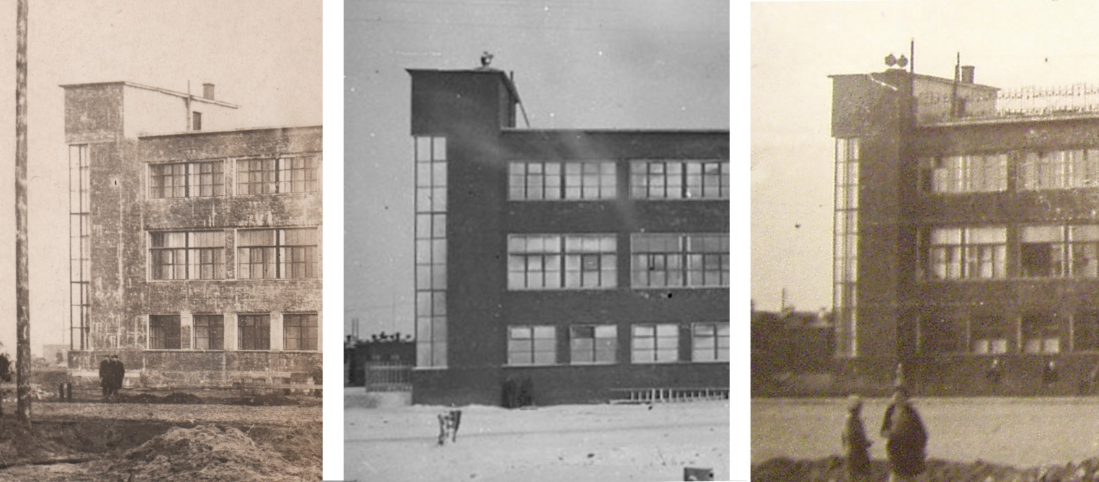 Первый советский вокзал, созданный в конструктивизме - 6