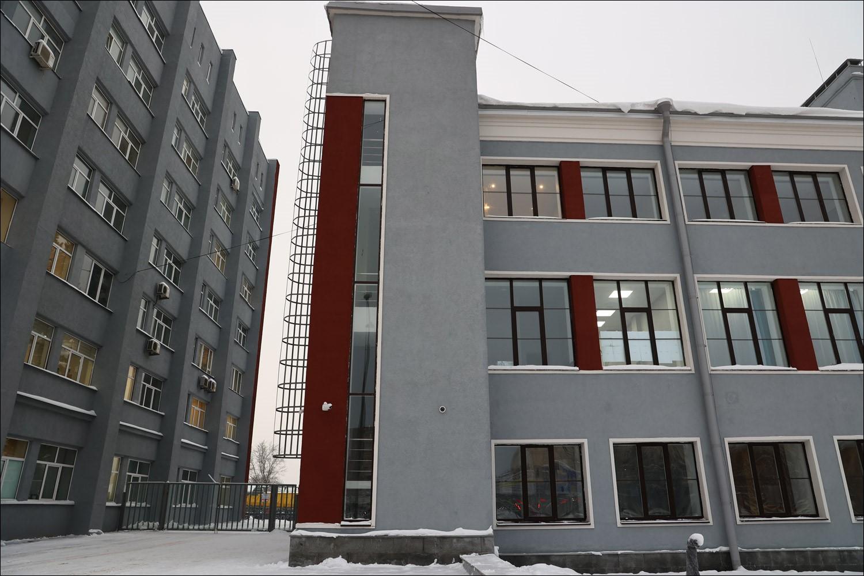 Первый советский вокзал, созданный в конструктивизме - 7