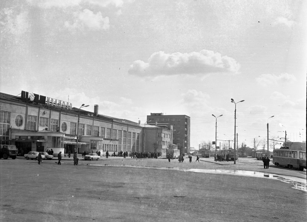 Первый советский вокзал, созданный в конструктивизме - 9