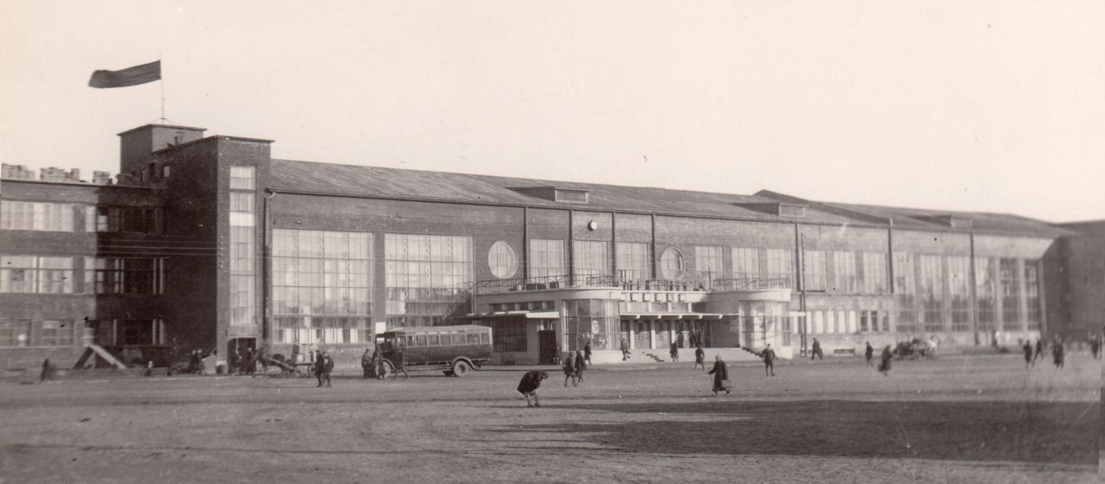 Первый советский вокзал, созданный в конструктивизме - 1
