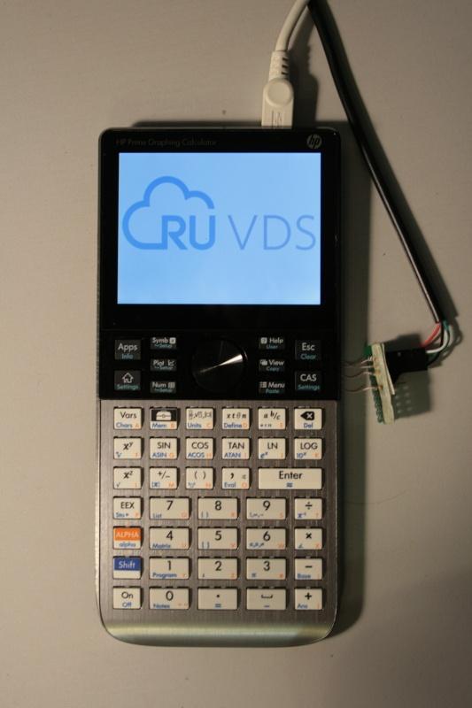Установка Linux на калькулятор - 1
