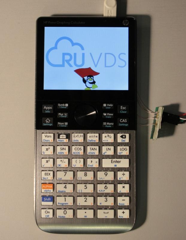 Установка Linux на калькулятор. Часть II - 1
