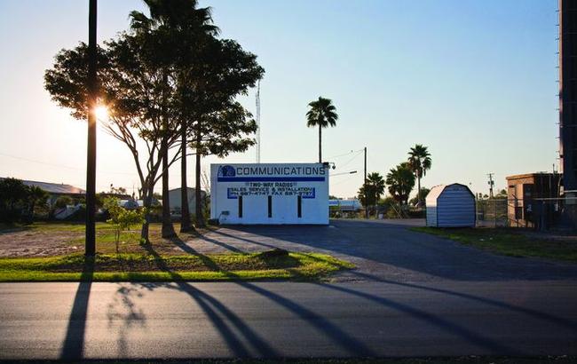 Магазинчик Хосе Луиса Эстрады в Техасе