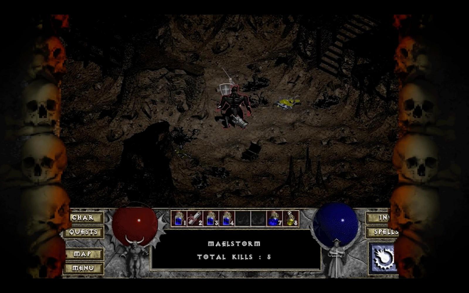 Как всего одна игровая механика навсегда изменила Diablo - 6