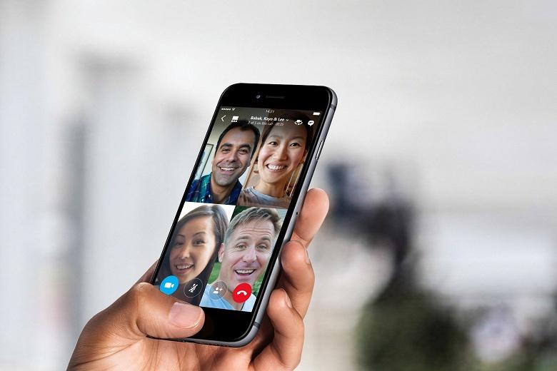 За прошлый год число пользователей мобильной видеосвязи увеличилось с 1,2 до 1,8 млрд