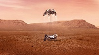 Марсоход Perseverance успешно совершил посадку - 2