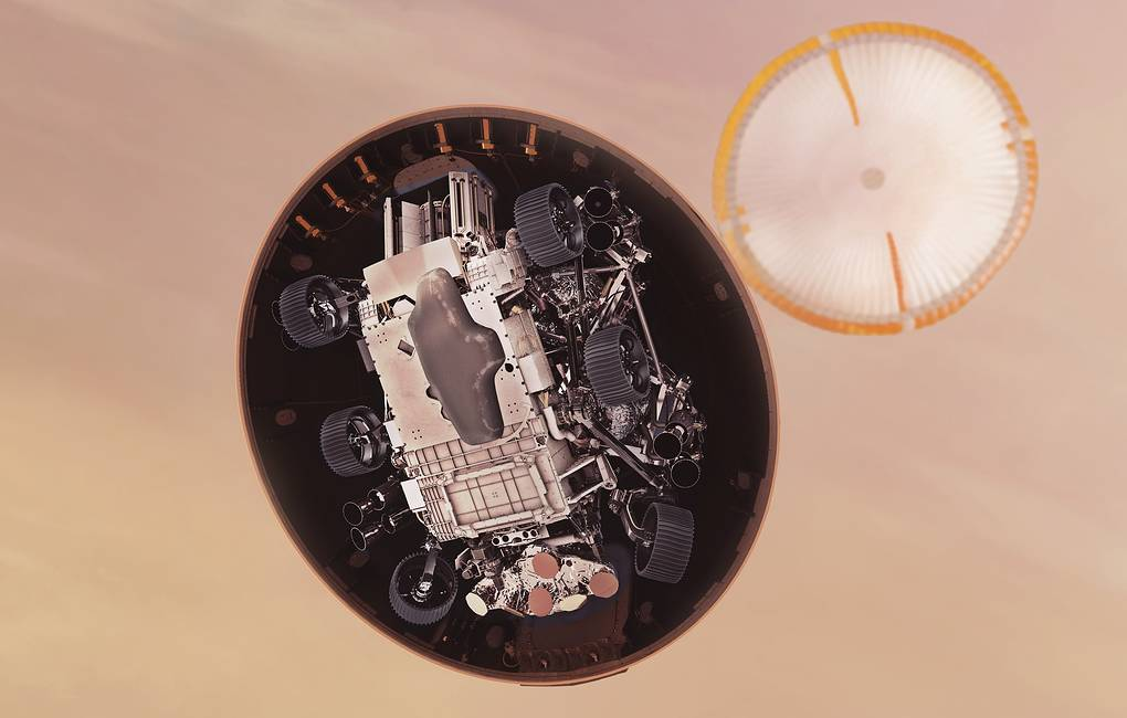 Марсоход «Настойчивость» высадился на Марс! [Дополняется...] - 2