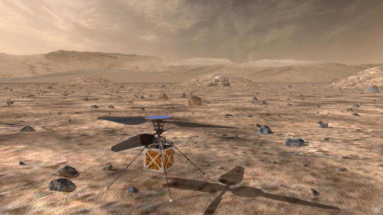 «Настойчивость» на Марсе: где марсоход находится сейчас и что будет делать дальше - 3