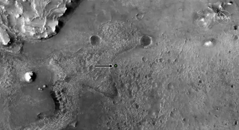 «Настойчивость» на Марсе: где марсоход находится сейчас и что будет делать дальше - 1